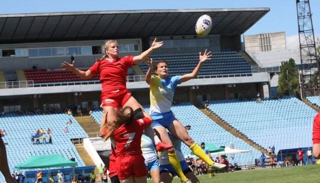 Регби-7: Женская сборная Украины вышла в финал чемпионата Европы
