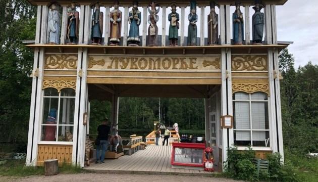 У Росії 8-річну дитину роздушила дерев'яна скульптура