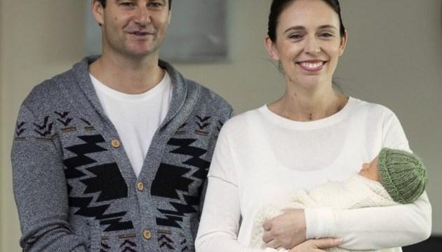 Прем'єр Нової Зеландії народила дитину - першою серед світових лідерів за 28 років