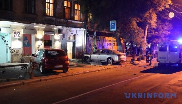 Взрыв в Одессе: полиция открыла дело