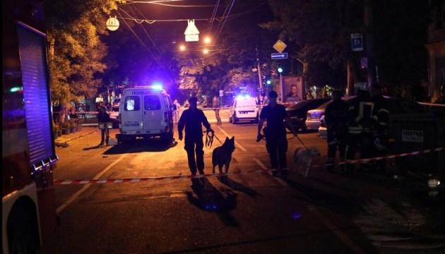 У поліції розказали про стан постраждалого від вибуху автівки в Одесі