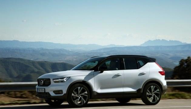Volvo обещает к 2021 году кроссовер с