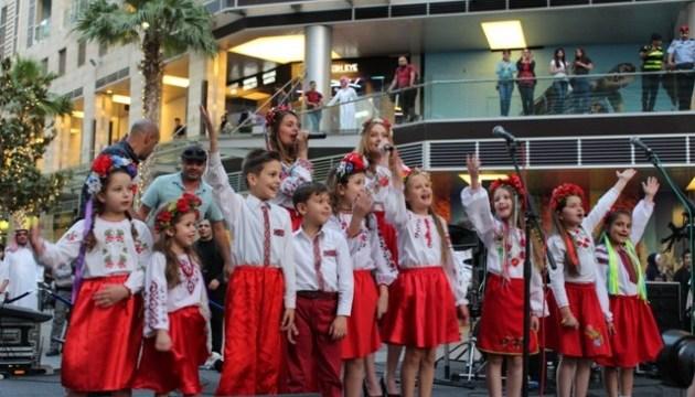 День музики в Аммані відсвяткували з українською піснею
