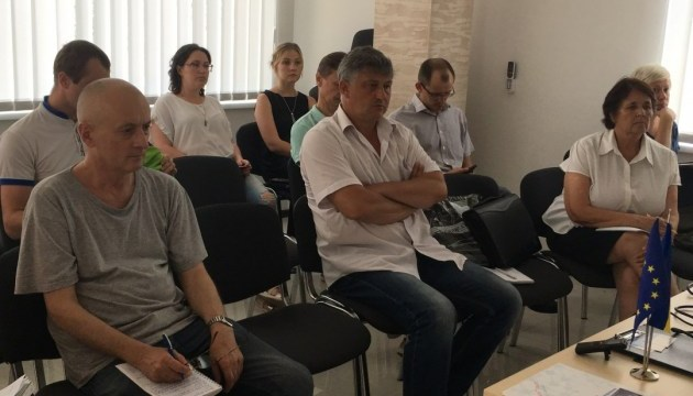 У Херсоні бізнесменів вчили шукати бізнес-партнерів в  ЄС