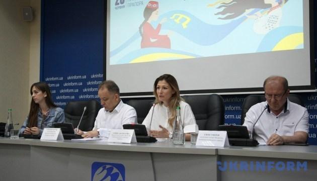 День крымскотатарского флага: общенациональная коммуникационная кампания и торжественные мероприятия