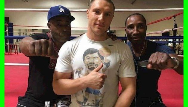 Бокс: непереможний українець Сіренко 29 червня проведе свій перший титульний бій