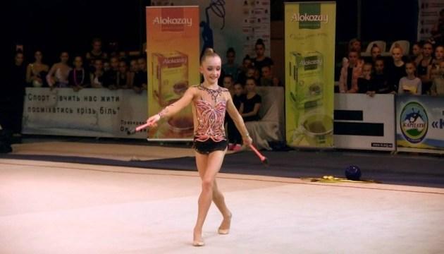 Порошенко привітав гімнастку з перемогою у Туреччині
