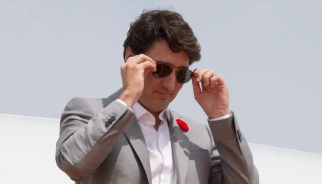 Трюдо получил штраф за незадекларированные солнцезащитные очки