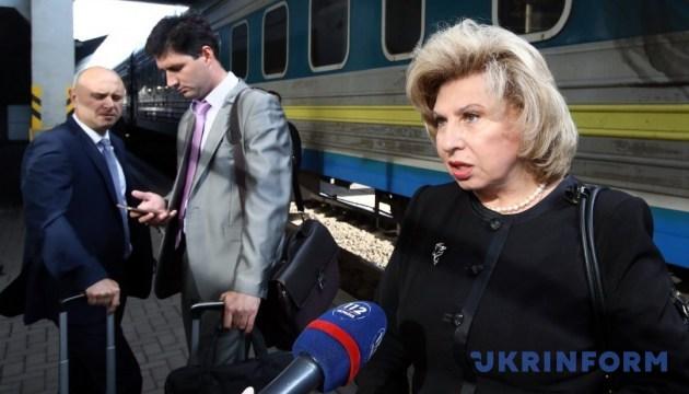 Сенцов відмовився від огляду лікарів, яких оберуть адвокат і родичі - Москалькова