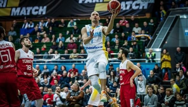 Баскетбол: турнирные перспективы украинцев перед играми с Турцией и Латвией