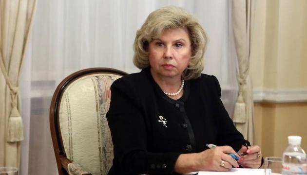 La Commissaire aux droits de l'homme russe arrive à Kyiv : sera-t-elle  en mesure de rendre visite aux prisonniers russes?