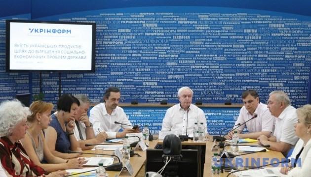 Якість українських продуктів: шлях до вирішення соціально-економічних проблем держави