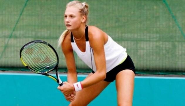 Теніс: Ястремська відсвяткувала першу перемогу у кваліфікації Вімблдона