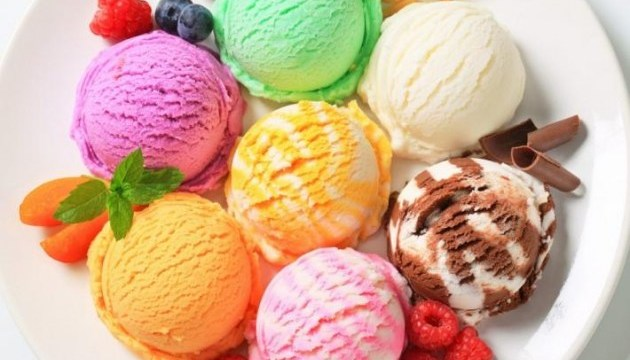 Ukrainians eat less ice cream than Europeans and Americans
