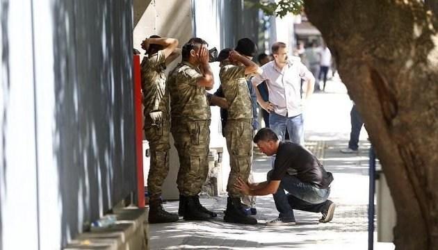В Турции арестуют еще 151 человека за подготовку путча в 2016-м