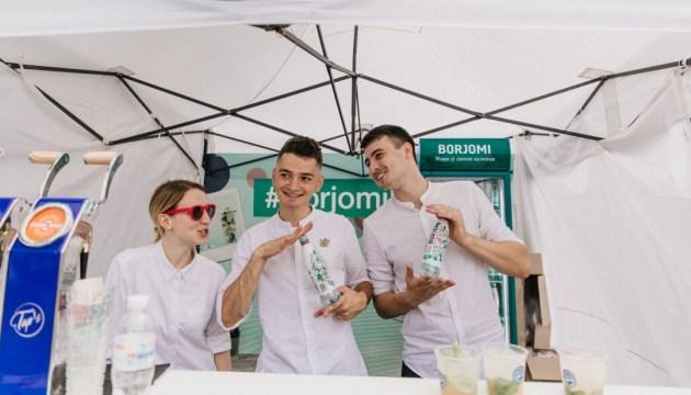 В Одесі пройшов другий Borjomi Fest