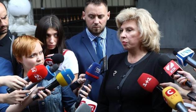 Москалькова довольна тем, как судят Вышинского