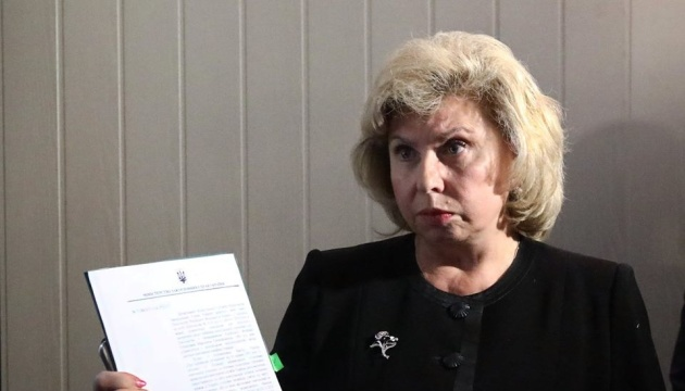 Москалькова стверджує, що Сенцов