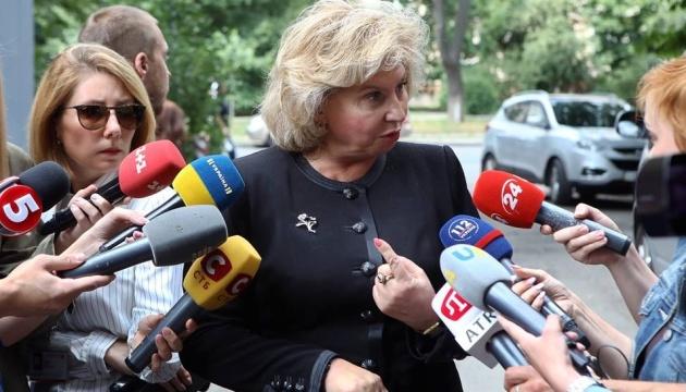 Москалькова стверджує, що стан Сенцова задовільний