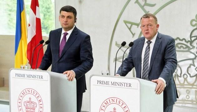 Гройсман предложил Европе  способ поставки газа - лучший, чем Nord Stream 2