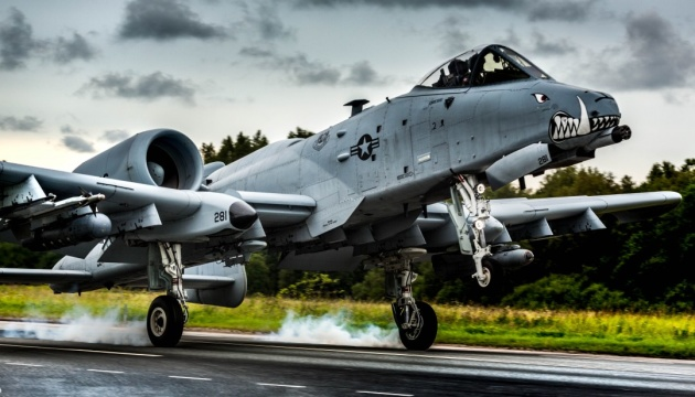 За неделю истребители НАТО в Балтии четыре раза сопровождали военные самолеты РФ
