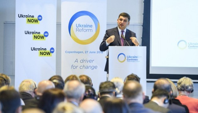 Ukrainian PM calls on Europe to prevent construction of Nord Stream 2