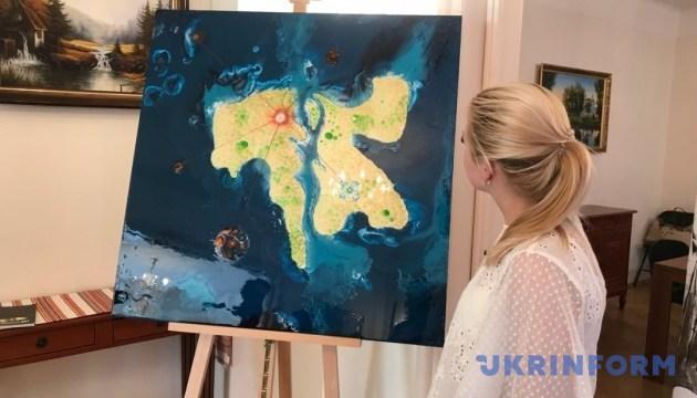 Французские художники присоединились к украинскому проекту Blockchain Art Hackathon