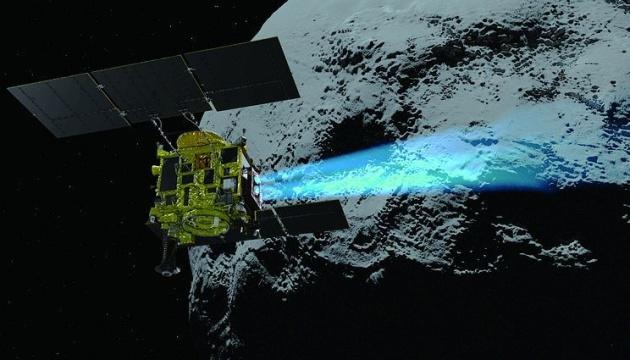 Японський зонд сфотографував астероїд