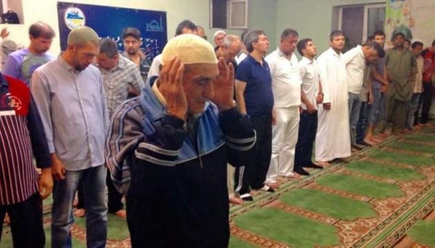 В Донецке боевики опечатали мечеть, имама и прихожан допрашивают