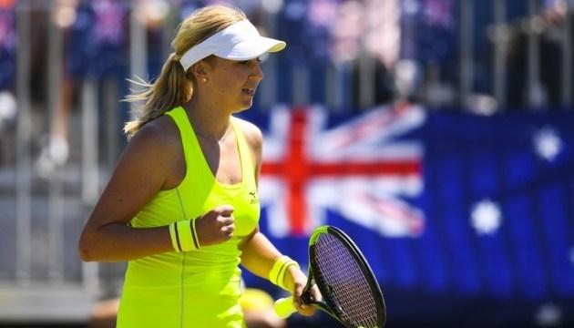 Надежда Киченок проиграла в парном полуфинале турнира WTA в Истборне