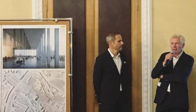 Стало відомо, хто спроектує і як виглядатиме Музей Революції Гідності