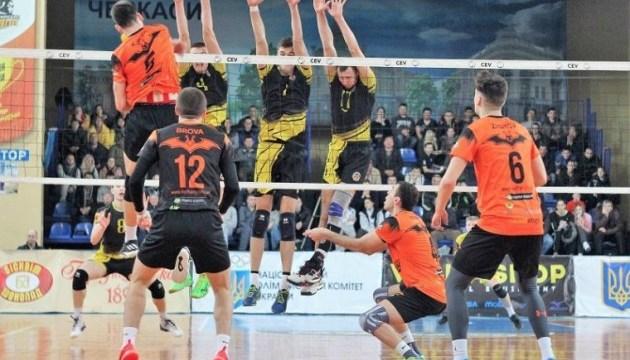 Волейбол: Українські клуби дізналися суперників в єврокубках