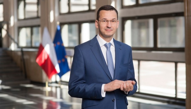 Polish prime minister considers Russian aggression one of main threats to EU