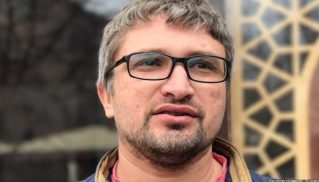 Суд в РФ відклав розгляд справи блогера Мемедемінова