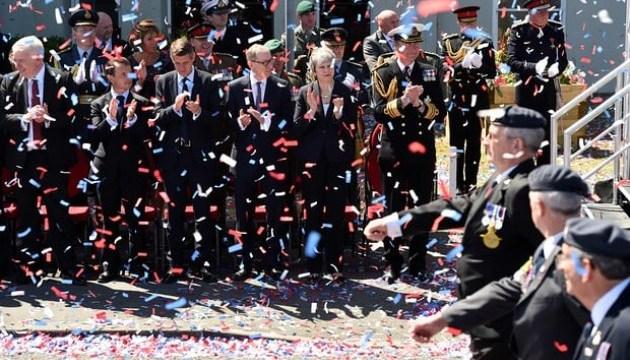День Вооруженных сил Великобритании проведут в городе, где отравили Скрипалей