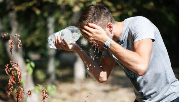 В Україні у понеділок – спека, місцями грози