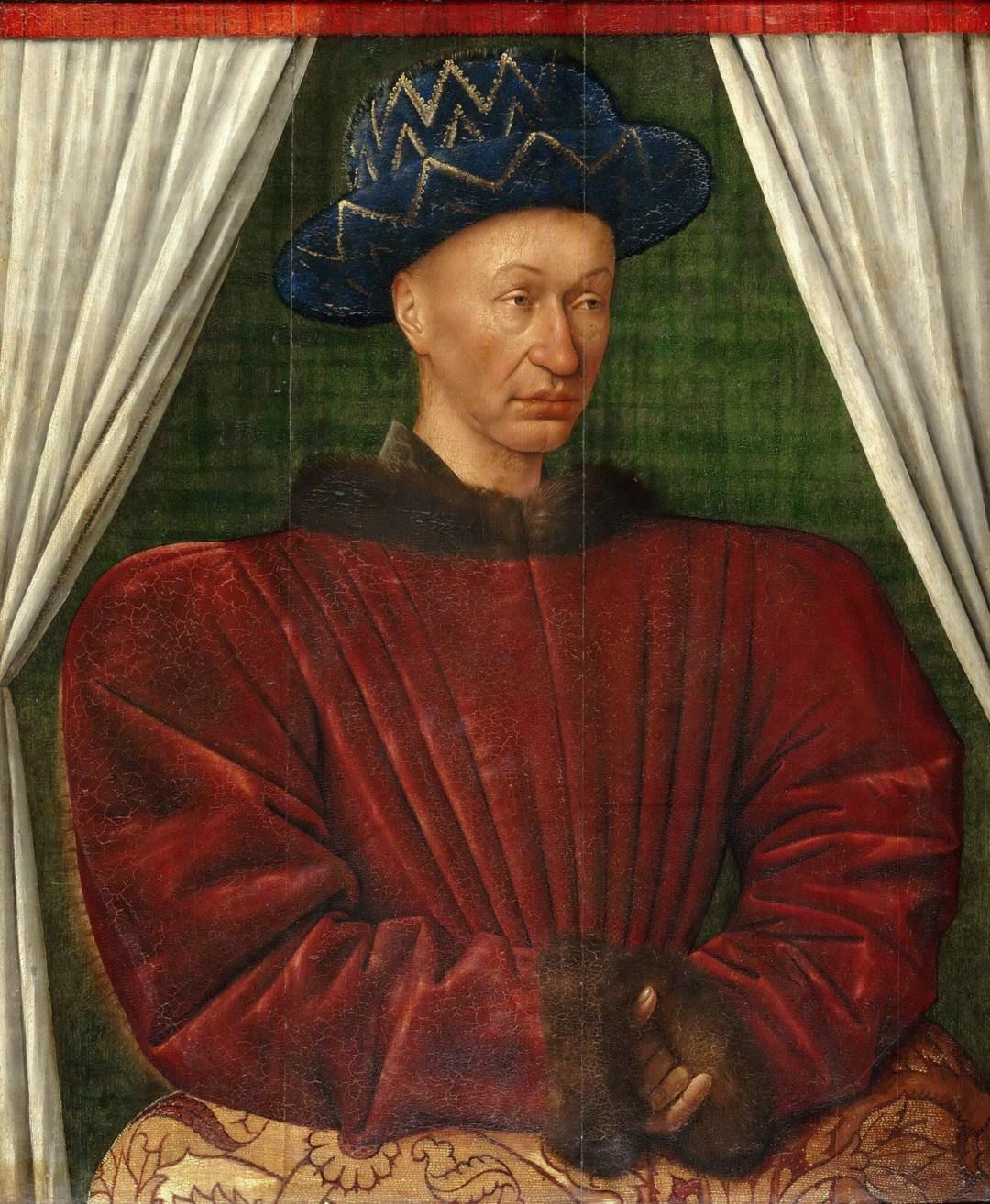 Король Карл VII
