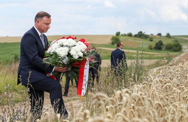 Анджей Дуда / Фото: prezydent.pl