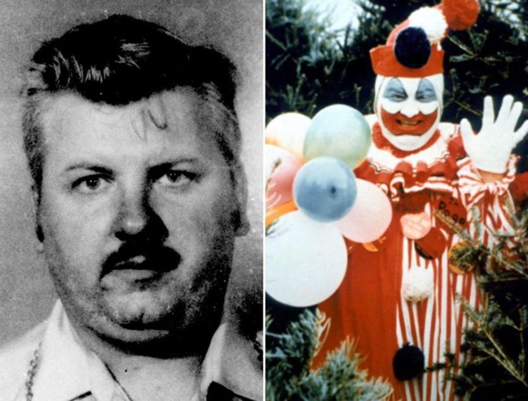 """Американський серійний вбивця Джон Гейсі на прізвисько """"вбивця-клоун"""""""