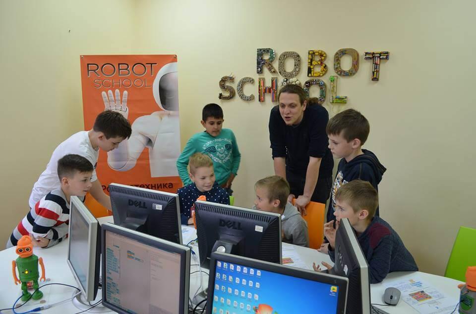Фото: robotschool.com.ua