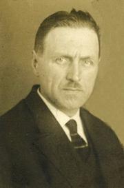 Михайло Львович Бойчук 1920 рік