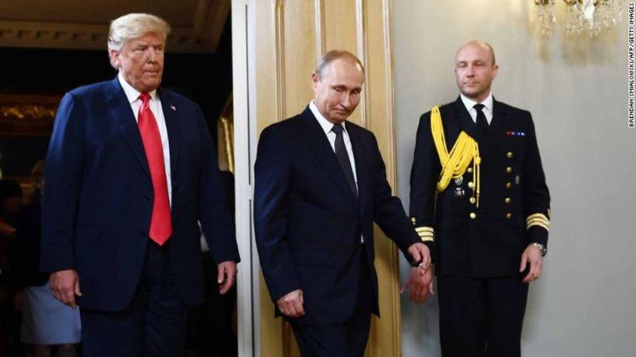 Фото: Brendan Smialowski/AFP/Getty Images