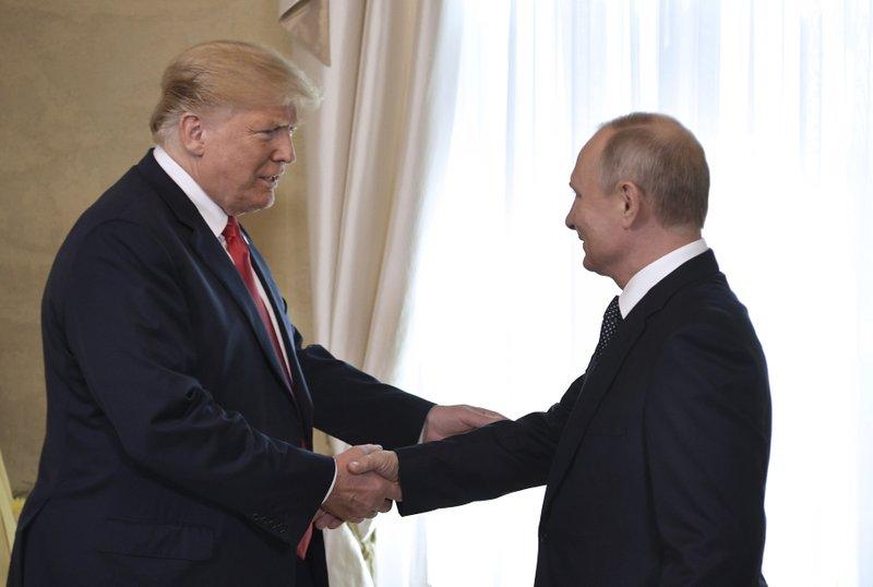 Трамп. Путін / Фото: АА