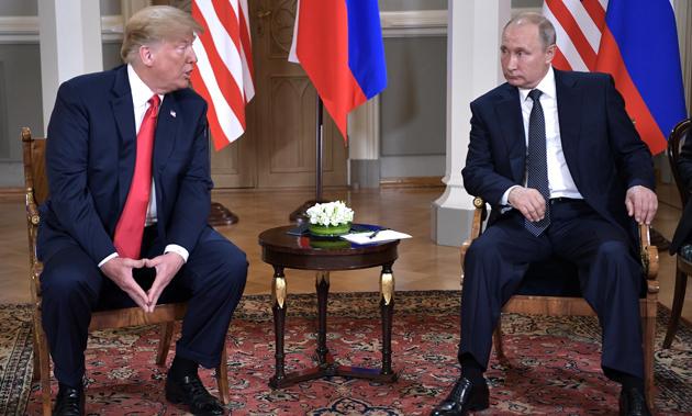 Трамп, Путін / Фото: АА