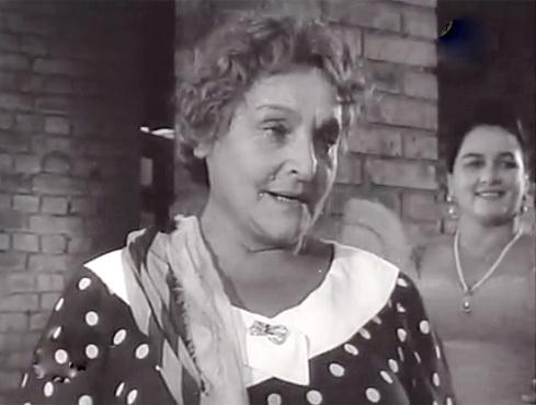 """Кадр з фільму-вистави """"Чому посміхались зірки"""", 1966"""