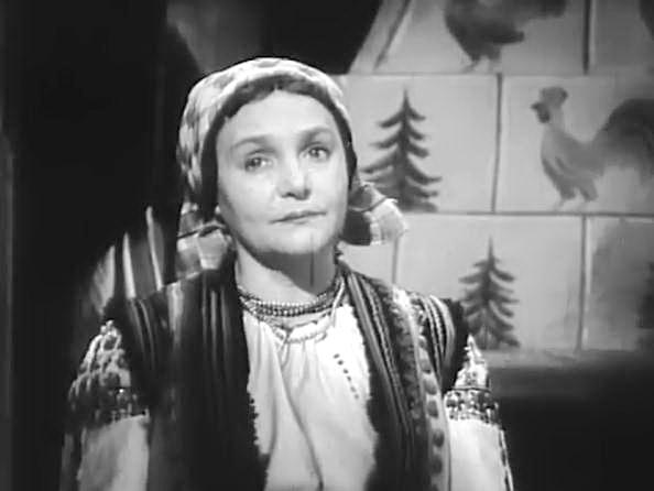 """Кадр з фільму """"Украдене щастя"""", 1952"""