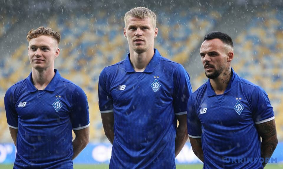 finest selection 0ff62 e12e1 Dynamo Kyiv presents new kit from New Balance