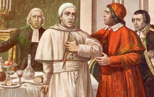Папа Римский Климент XIV