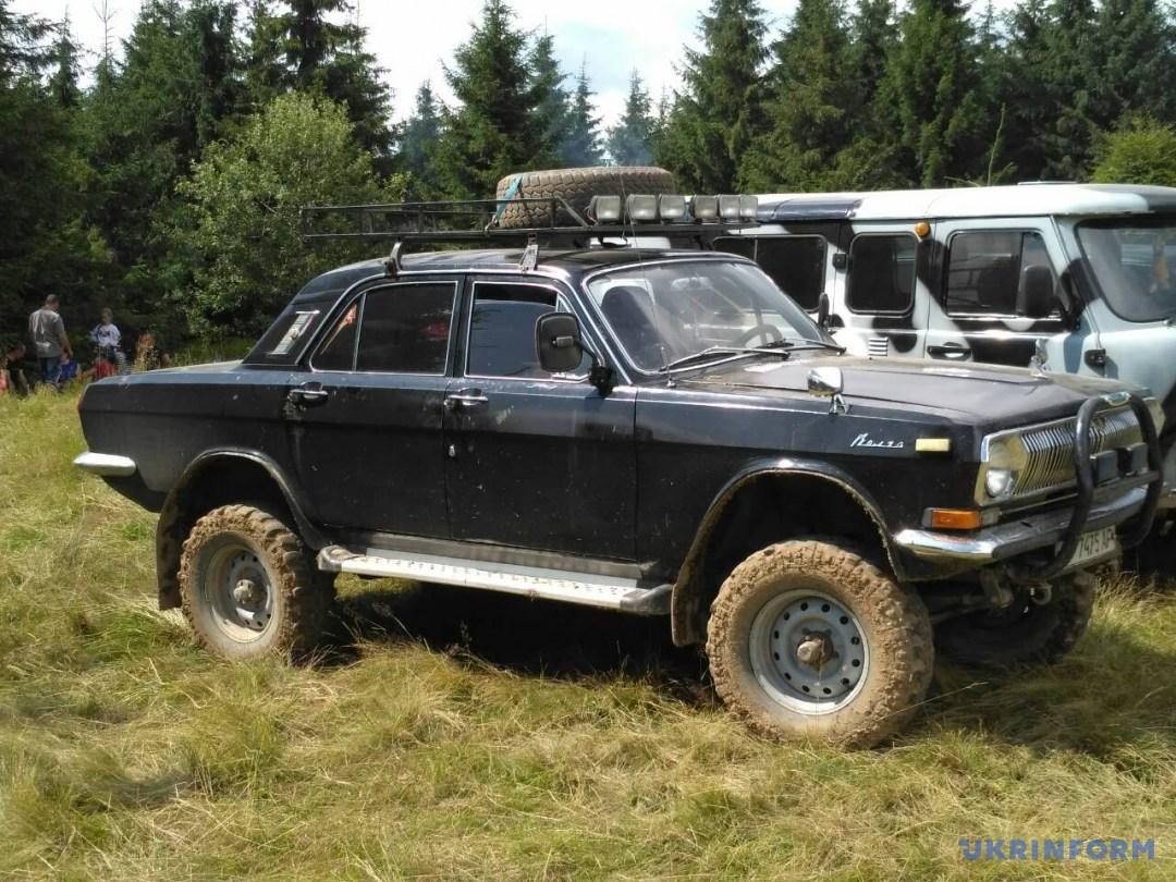 Радянський автопром на колесах сучасності