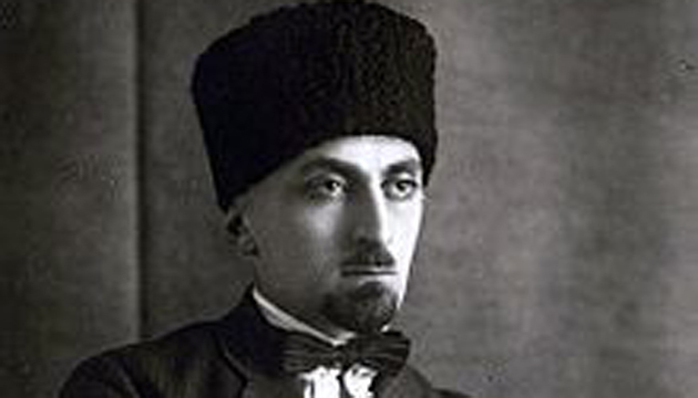 Костянтин Гамсахурдія, доктор філософії Берлінського університету, 1918 рік. Фото: грузинська Вікіпедія.